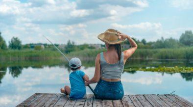 permesso di pesca con geoticket